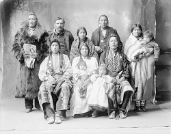 Native American Society before 1865