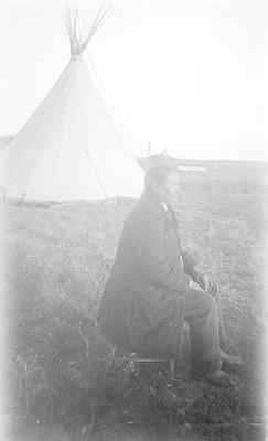 Tsa-Dal-Kongya (Black Goose) 1892