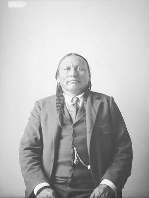 Portrait (Front) of Goti 1898