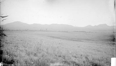Wichita Mountain Region, Kiowa Reservation, Oklahoma