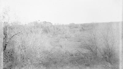 Ravine on Medicine Bluff Creek 1893