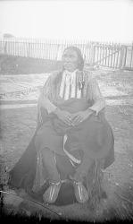 [Tsayaditl-ti or White Man, head chief in 1893] 1893-4