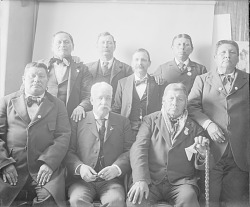 [Delegation to Washington, March 1897] 1897