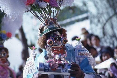 AUFS Bolivia Aymara Film Project 1973