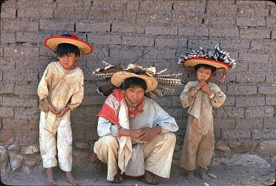 Huichol Film Project 1975
