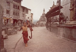 Film Study of Classical Buddhism in the Kathmandu Valley 1979