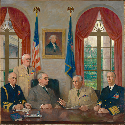 Truman and his Military Advisors