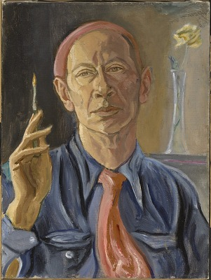 e.e. cummings Self-Portrait