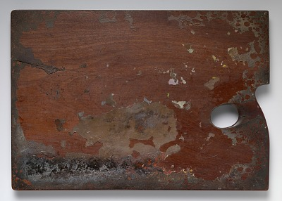 Thomas Sully's palette