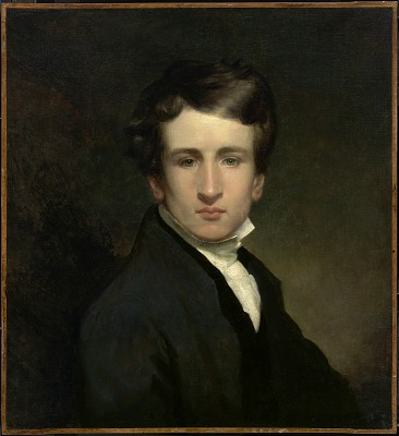 William Page Self-Portrait