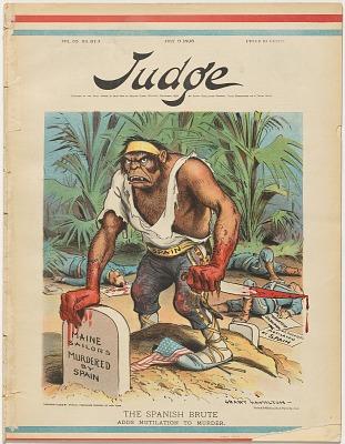 The Spanish Brute