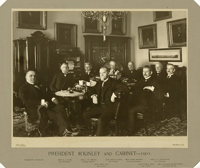 McKinley and his Cabinet