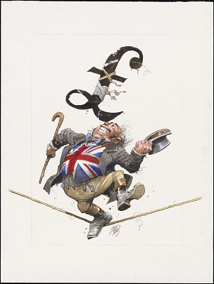 Britain Balancing