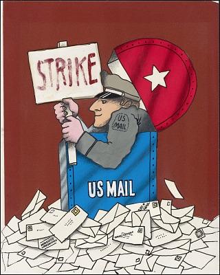 Postal Breakdown