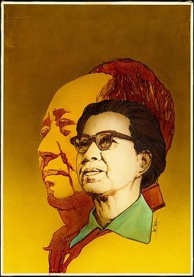 Chiang Ch'ing and Mao Tse-tung