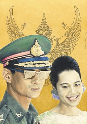 Thailand's King and Queen