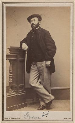 Maurice Grau