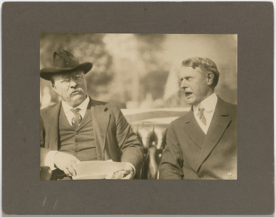 Theodore Roosevelt and Albert Beveridge