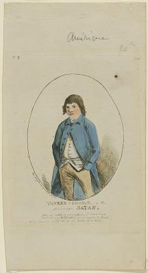 Joseph Wright Self-Portrait
