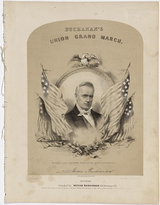 Buchanan's Union Grand March