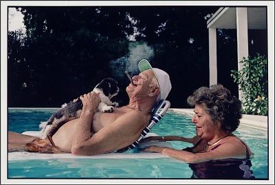 Elliott and Patty Roosevelt