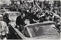 Pat and Richard Nixon