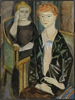Image of Marianne Moore and Her Mother