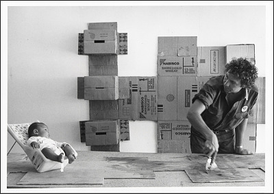 Robert Rauschenberg (with Hummingbird Takahashi)