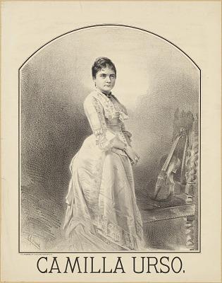 Camille Urso
