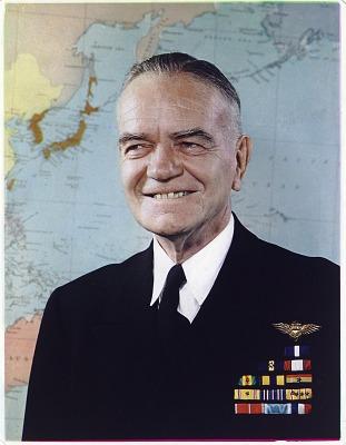 Admiral William Frederick Halsey