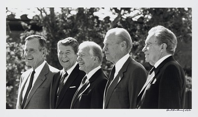 Dedication of the Ronald Reagan Presidential Library