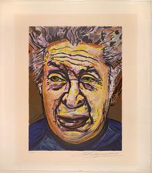 David Siqueiros Self-Portrait