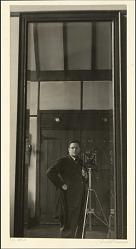 Arnold Newman Self-Portrait