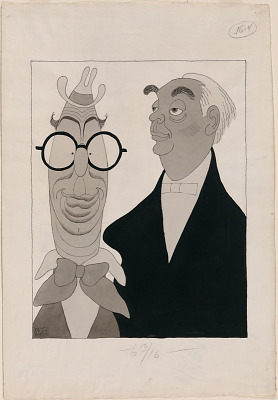 Ed Wynn and Richard B. Harrison