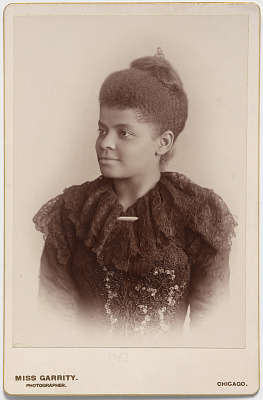 Ida B. Wells-Barnett Portrait
