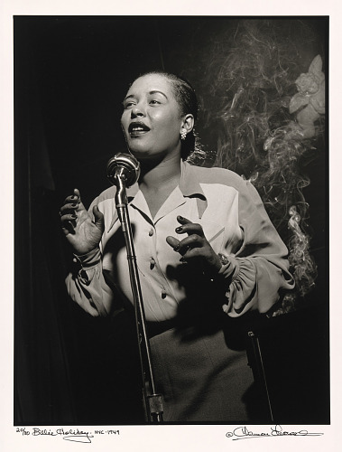 images for Billie Holiday