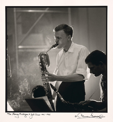 Gerry Mulligan and Zoot Sims