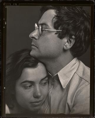 Jean Charlot (with Zohmah Charlot)
