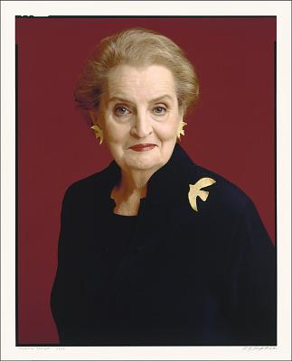 Madeleine Albright