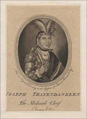 Joseph Thayendaneken: The Mohawk Chief