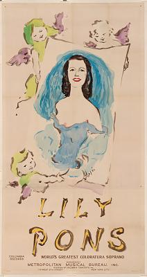 Lily Pons: World's Greatest Coloratura Soprano