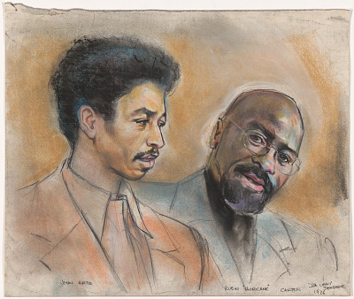 Rubin Carter (with John Artis)