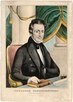 Theodore Frelinghuysen