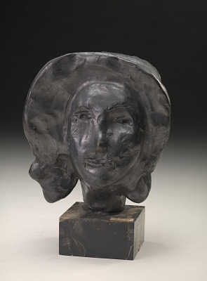 Head of Garbo
