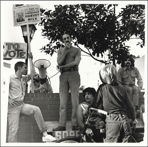 Harvey Milk, 18th & Castro Streets, San Francisco