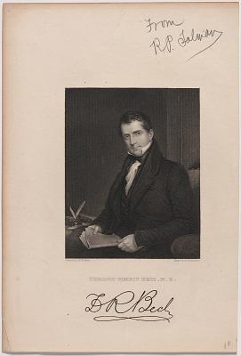 Theodric Romeyn Beck, M.D.