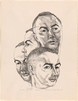 Academy Self-Portrait
