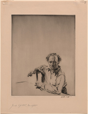 Jacob Epstein, Sculptor