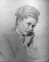 Image of Mary Healy, The Artist's Daughter