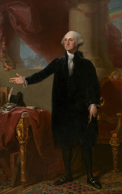 George Washington (Lansdowne Portrait)
